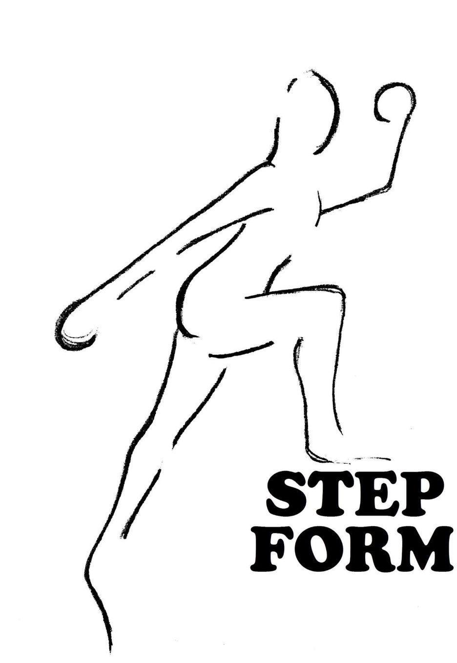 Logo stepform