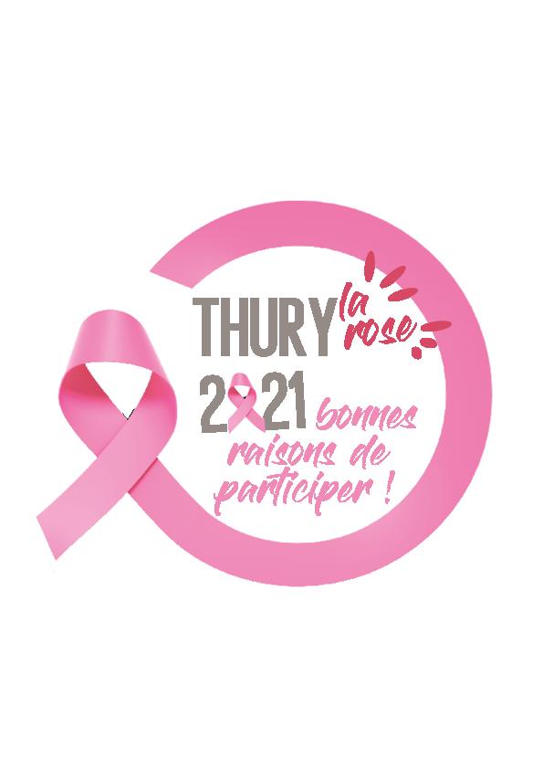 Thury la rose, course et marche solidaires en faveur de la recherche sur le cancer du sein
